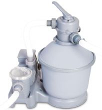 Bestway Flowclear 120W 800 Silica Sand Filter Pool Pump